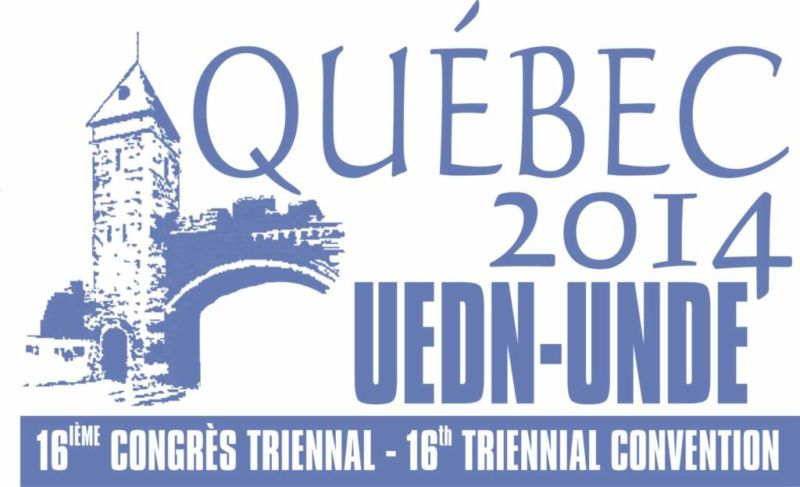 2014 Triennal Convention Quebec