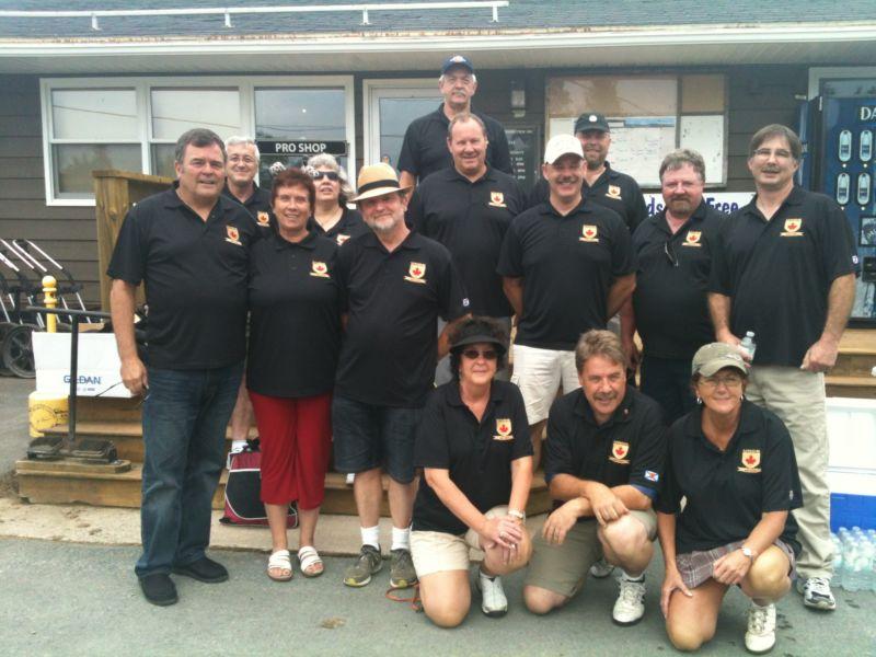 Halifax golf tourney