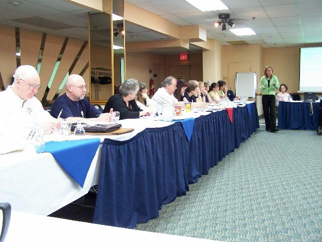 Prairies Council - April 22-24, 2005